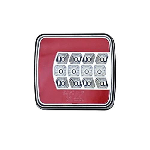 Carpoint 0414051 LED Feux de Recul à Droite 4 Functions