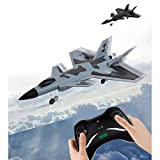 Toys Hobbies Flybear FX930 Remote Control Airplane 320mm Wingspan 2.4G 2CH EPP RC Aircraft Ready to Fly Veyron J-20 Fighter Warplane RTF - (Mode: One Battery, Color: Camouflages)