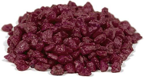 HEKU 30332-15: Deko-Granulat Bordeaux, 750g, in wiederverschließbarer Dose, 750 Gramm