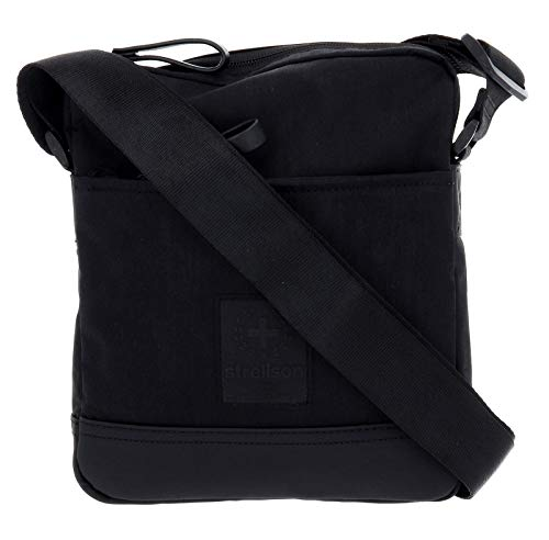 Strellson Swiss Cross Shoulderbag SVZ Black