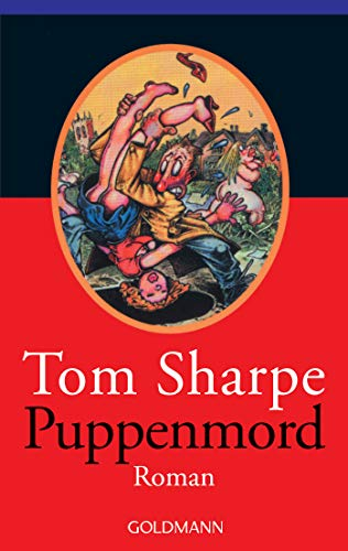 Buchseite und Rezensionen zu 'Puppenmord: Roman' von Tom Sharpe