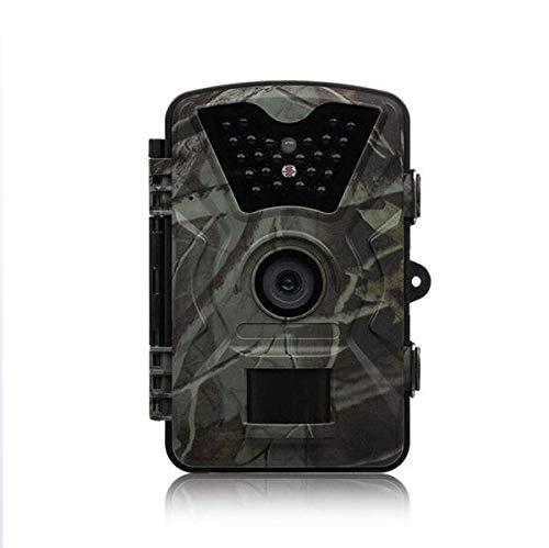 Jagdkamera 12MP 1080P 2,4 Zoll Bildschirm Outdoor Wild Animal Camera Ultra HD Wasserdichte Infrarot-Nachtlicht-Überwachungskamera