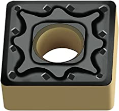 Walter Tools SNMG120412-NM4 WSM30 Carbide Tiger-Tec Negative Indexable Turning Insert, 3/64