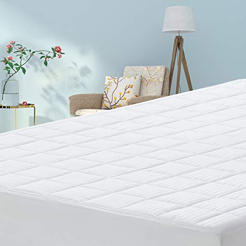 CottonColors Full-Size Cooling Mattress Topper