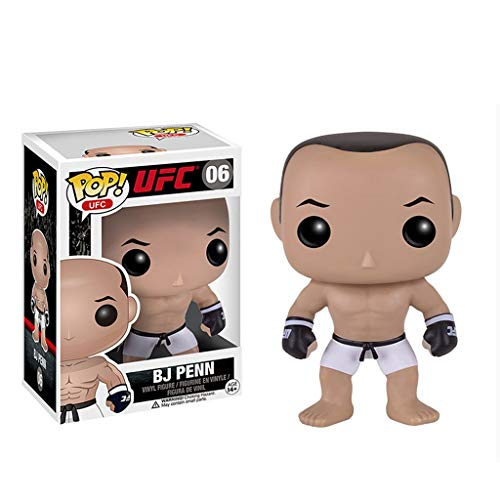 CJH UFC-BJ Penn POP Figure Model Decorations Ornaments Collection