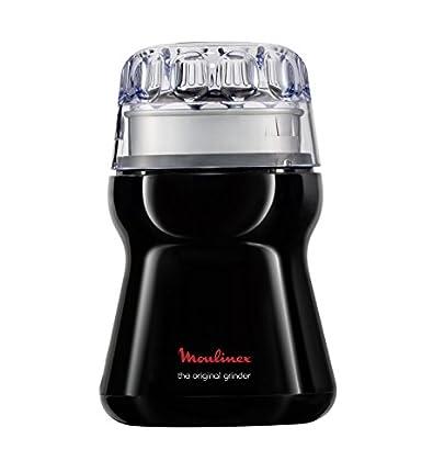 Moulinex Molinillo de Café AR110830 50g Grinder Negro