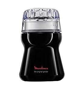 Moulinex AR1108 Molinillo Cafe AR110830 50G Grinder Negro, 180 W
