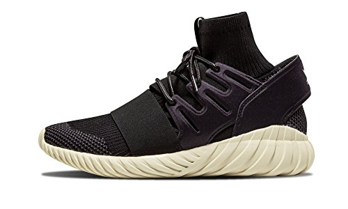 adidas Herren Tubular Doom Pk Sneakers, Schwarz (Cblack/Granit/vinwht), 43 1/3 EU