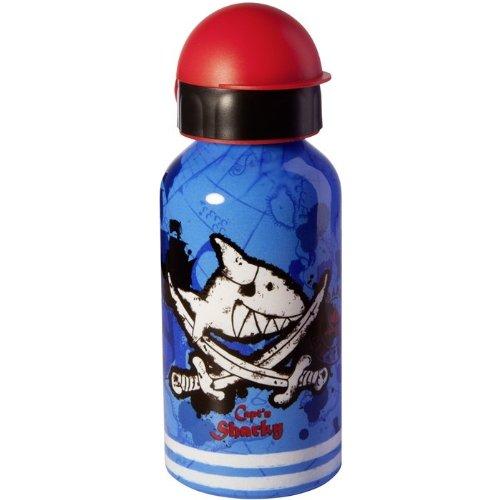 Spiegelburg Alu Trinkflasche Capt´n Sharky