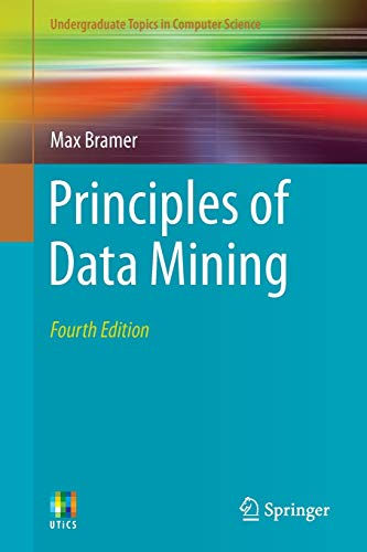 Principles of Data Mining, 4th Edition
