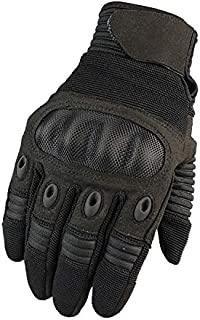 Tactical Gloves Full Finger Outdoor Motorcycle Cycling Hiking Climbing Tactical Training