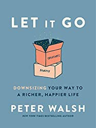 let it go downsizing book