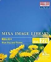 MIXA Image Library Vol.228 青空と花々