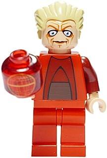 LEGO Star Wars figurka kanclerza Palpatine z hologramem