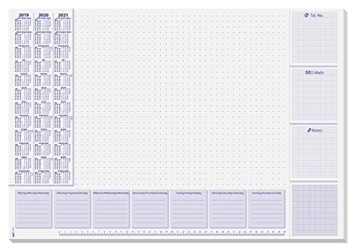 Sigel HO355 Papier-Schreibunterlage, Design