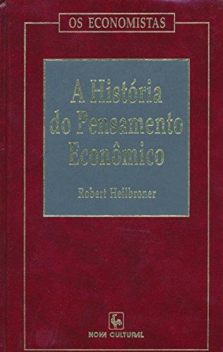 A Historia Do Pensamento Economico (1996 Portuguese Hardback Edition)