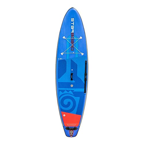 Starboard iGo Deluxe Double Chamber Inflatable Sup 2019