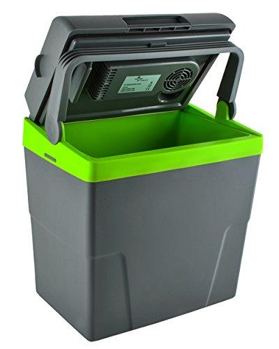 MALATEC Elektrische 16/22 L Auto Kühlbox Wärmebox Campingbox 12V Kühlschrank 5230, Größe:22L