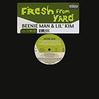 Beenie Man - Fresh From Yard - Virgin Records America, Inc. - 7243 8 38827 1 7