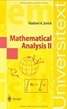 Mathematical Analysis II (Universitext) [Hardcover] [2003] (Author) V. A. Zorich, R. Cooke