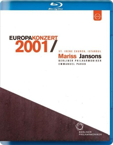 Haydn Free shipping on posting reviews Seattle Mall Berlioz: Europakonzert Istambul 2001 Emm Jansons Mariss