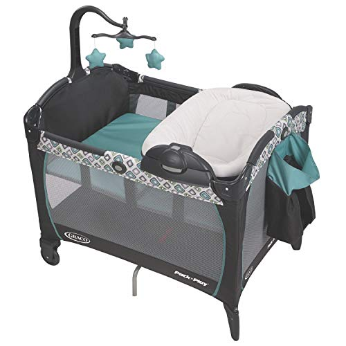 Graco Pack 'N Play Playard Portable Napper and Changer, Affinia by Graco