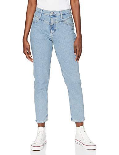 Calvin Klein Jeans Damen Mom Jean Hose, Denim, NI26