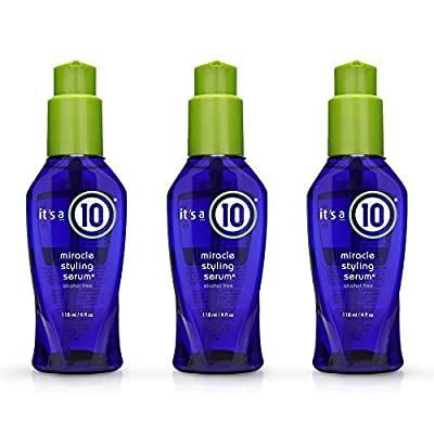 It's a 10 Haircare Miracle Styling Serum, 4 fl. oz.