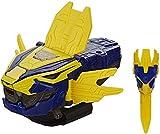 Power Rangers Beast Morphers Beast-X King Morpher - Juego de rol electrónico con Luces reactivas y Sonidos inspirados en el Programa de televisión Power Rangers