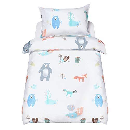 YOOFOSS Baby Bedding Set Duvet C...