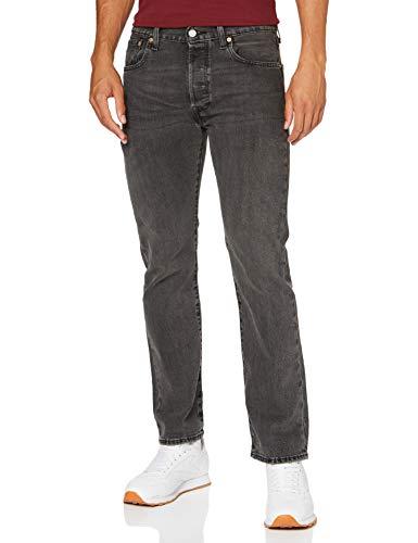 Levi\'s Herren 501 Original Straight Jeans, Parrish, 40W / 32L