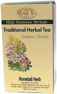 Hilde Hemmes Traditional Horsetail Herb Herbal Tea, 50 g
