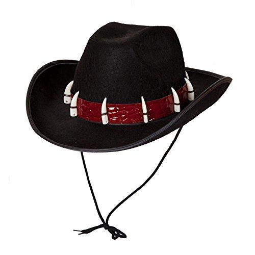Adventurer Hat W/ Teeth