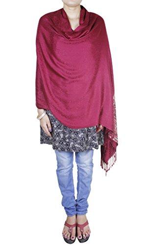 Inverno donne caldi rubato - Paisley moda scialle dell'involucro della sciarpa floreale per regalo - 214 x 76 cm