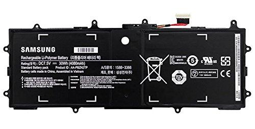 Samsung Li-Po 4080mAh - Wiederaufladbare Batterien (Lithium Polymer, Notebook/Tablet, Schwarz, NP905S3G, NP915S3G, XE500T1C)