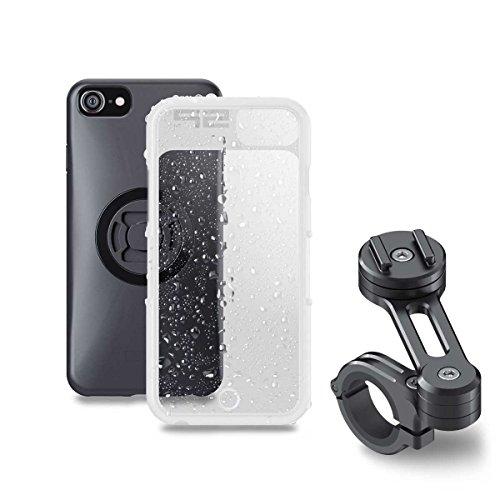 SP Connect 53900 SP Moto Bundle iPhone 8/7/6s/6, Schwarz, 8/7/ 6s / 6