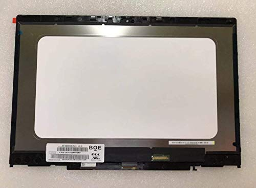 MRY- 14inch FHD LCD Screen Touch Glass Digitizer Assembly +Bezel for HP X360 14-cd0058TU 4HK74PA