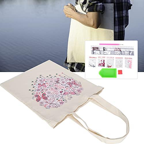 Kit de bolsa de pintura de diamante, regalo perfecto y reutilizable Juego de...