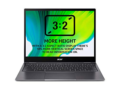 Compare Acer Chromebook Spin 13 CP713-2W (NX.HTZEK.006) vs other laptops