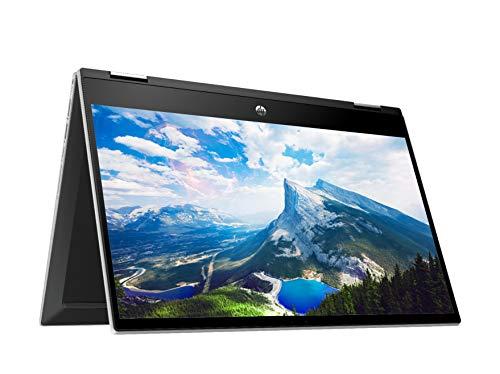 2021 HP Newest x360 2 in 1 Convertible 14' HD Touchscreen Laptop, 10th Gen Intel Core i3-1005G1(Up to 3.4GHz, > i5-7200U), Webcam, WiFi, HDMI, Win10, w/ Accessories (16GB RAM | 512GB SSD)