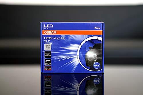 KIT LED H7 18W PX26d OSRAM LEDriving  HL XLZ OFF-ROAD ONLY