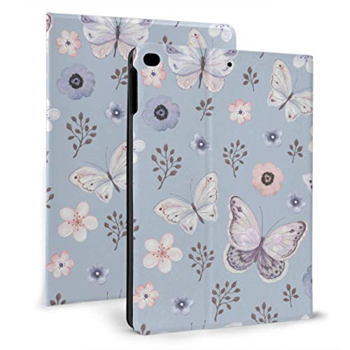 Ipad Covers For Women Colorful Butterfly Insect Colorful Ipad Case For Ipad Mini 4/mini 5/2018 6th/2017 5th/air/air 2 With Auto Wake/sleep Magnetic Cover For Ipad