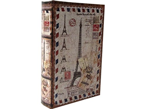 Madelcar boek, motief: Starke Parijs, envelop 16 x 5 x 24 cm