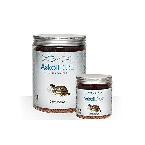 Askoll 280523 Diet Mangime per Tartarughe Acquatiche Gammarus, L