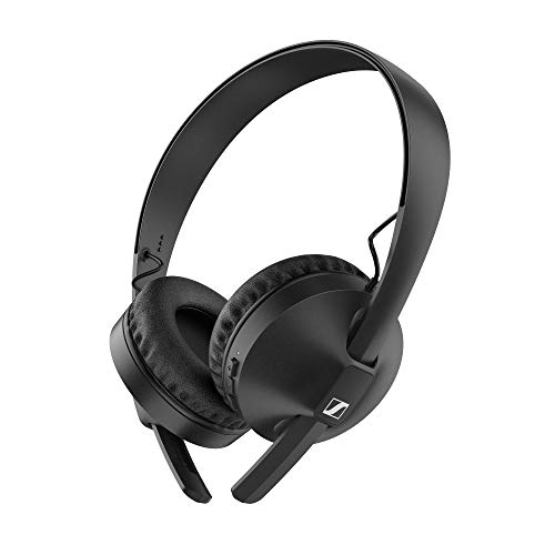 Sennheiser HD 250BT Bluetooth 5.0 Wireless Headphone - 25-Hour Battery Life, Smart Control App with EQ, aptX., Low Latency – Black