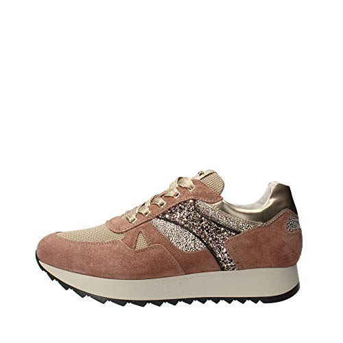 Sneaker NeroGiardini A908901D614 8901 Scarpe Donna Glitter 38