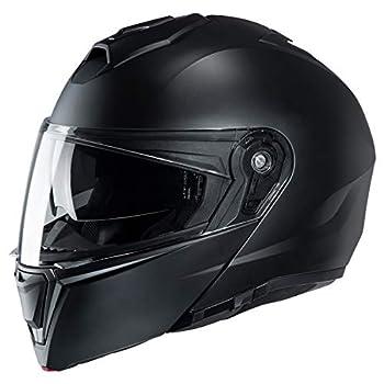 HJC i90 Modular Motorcycle Helmet SF Black 3X-Large