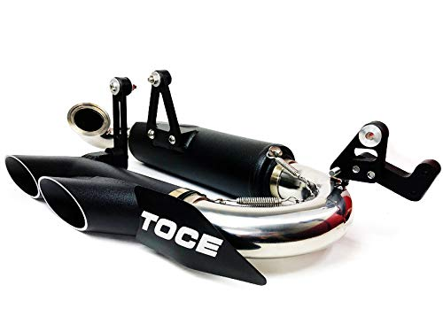 TOCE Double Down Exhaust System for 959 & 1299 Ducati Panigale