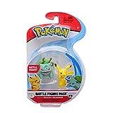 Bizak Pokemon Pack de 1 ó 2 Figuras de Combate Modelos Surtidos (63227221)
