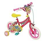 "Barbie Girls 12"" Bike, Pink, 12 inch"